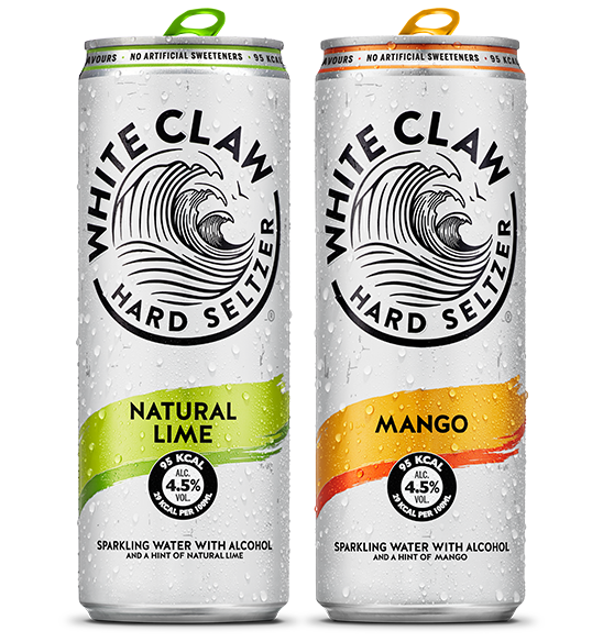 Whiteclaw 2 cans image